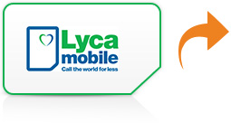 Lycamobile Countries